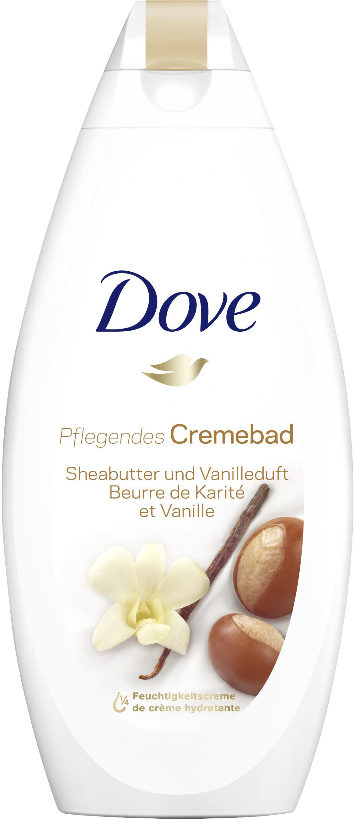 Dove Bad Sheabutter 12x750ml FL