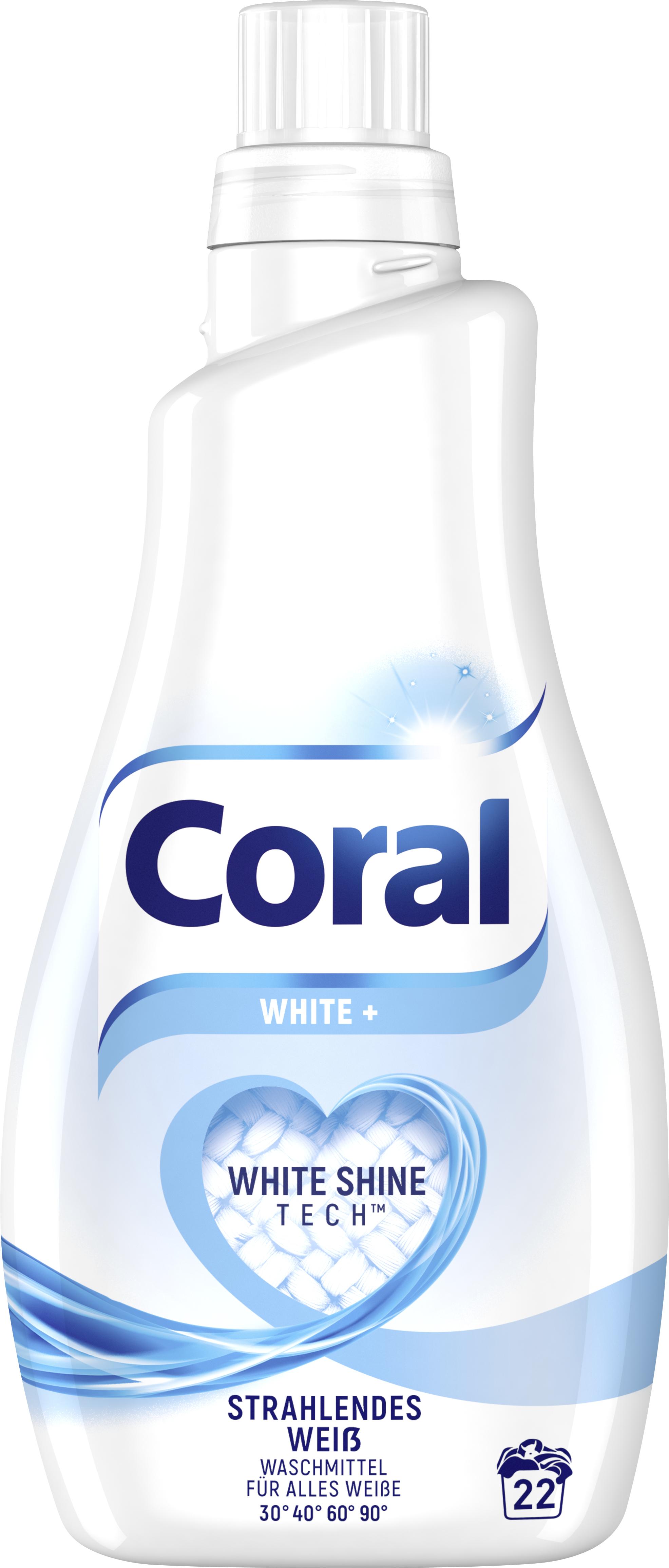 Coral fl White 22WL 6x1,10L FL