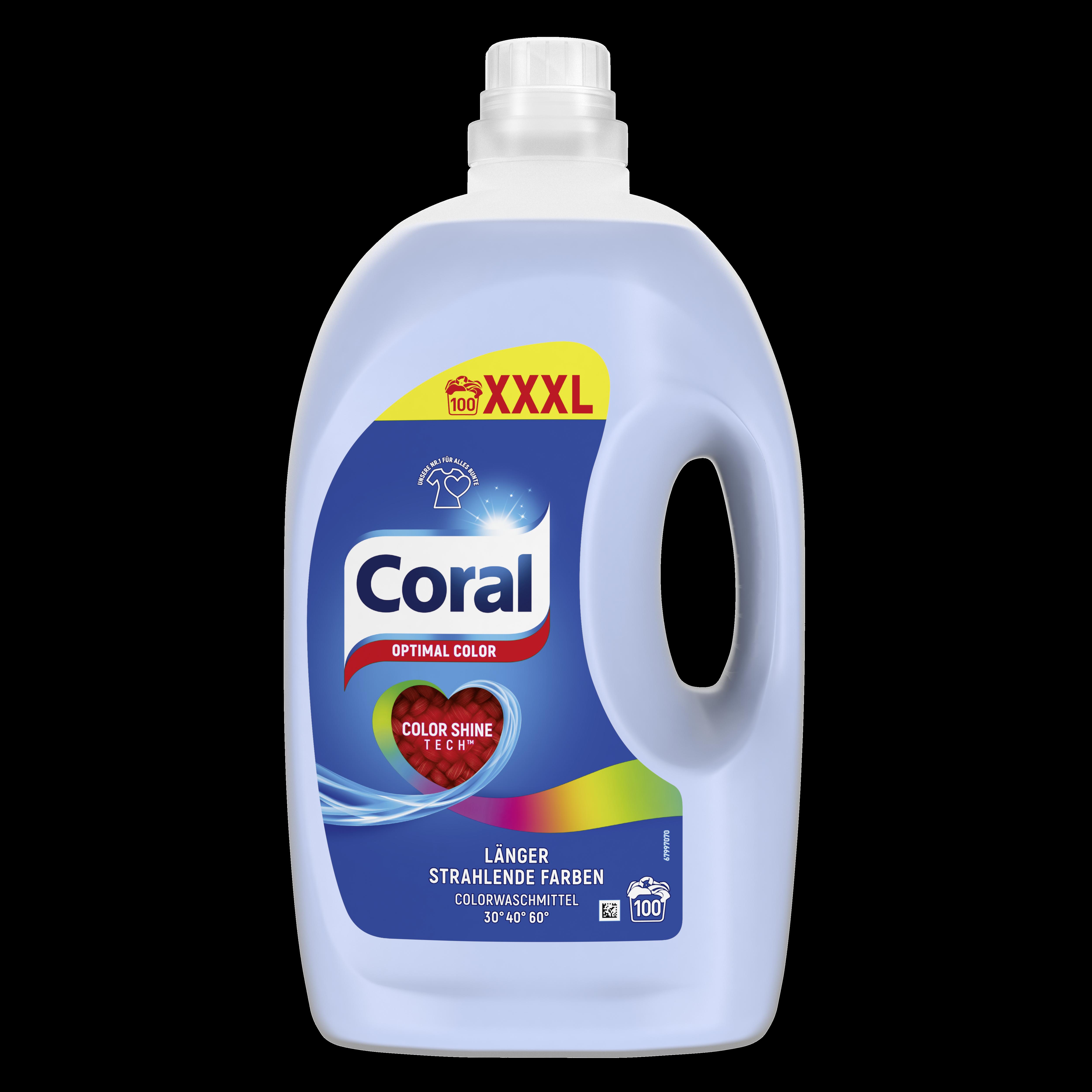 Coral Fl OptCol 100WL 2x5,0L FL