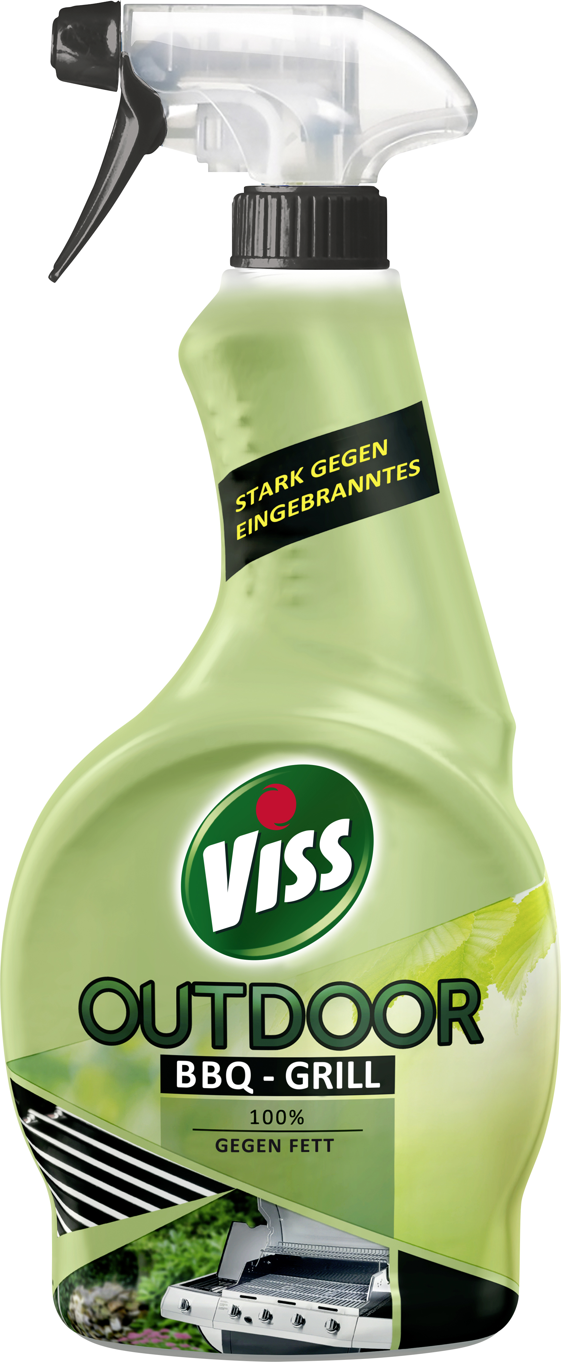 VISS Outdoor BBQ Spray 12x450ml FL