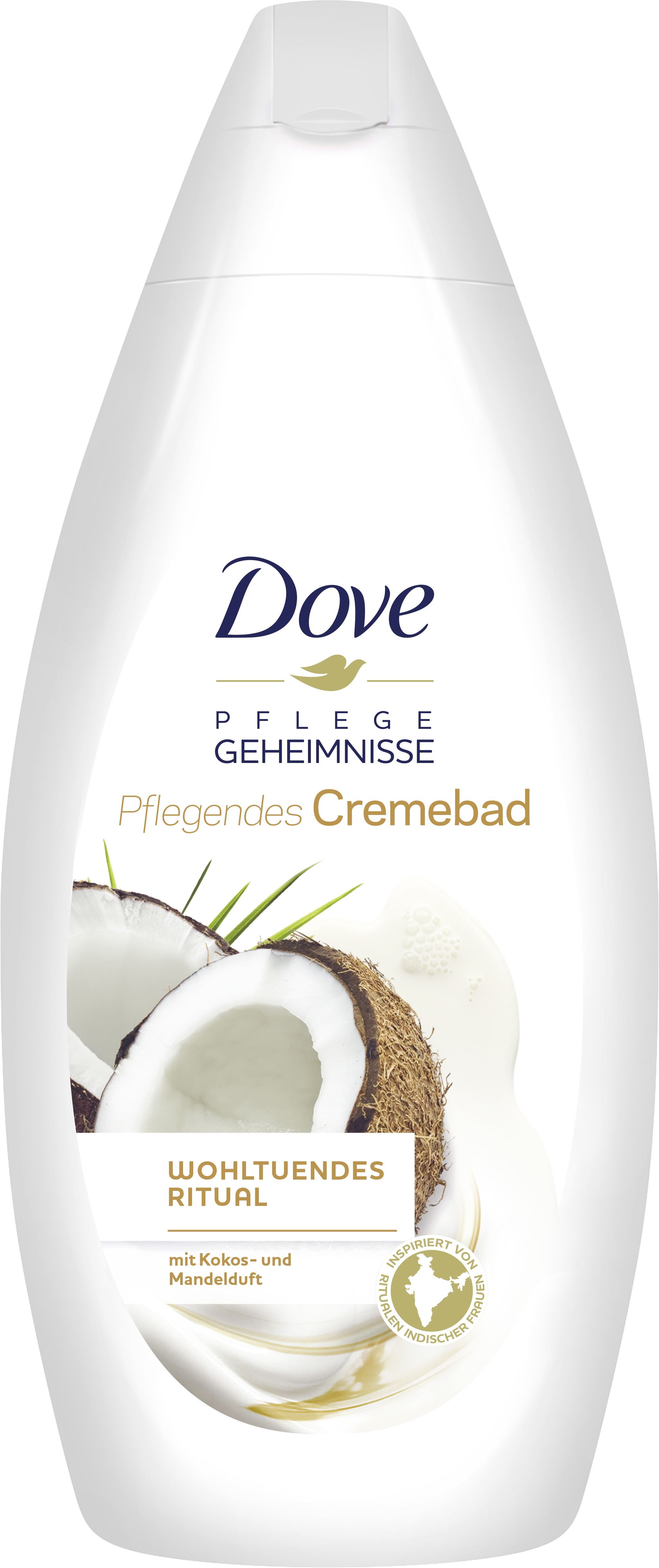Dove Bad Kokos Mandel 12x500ml FL