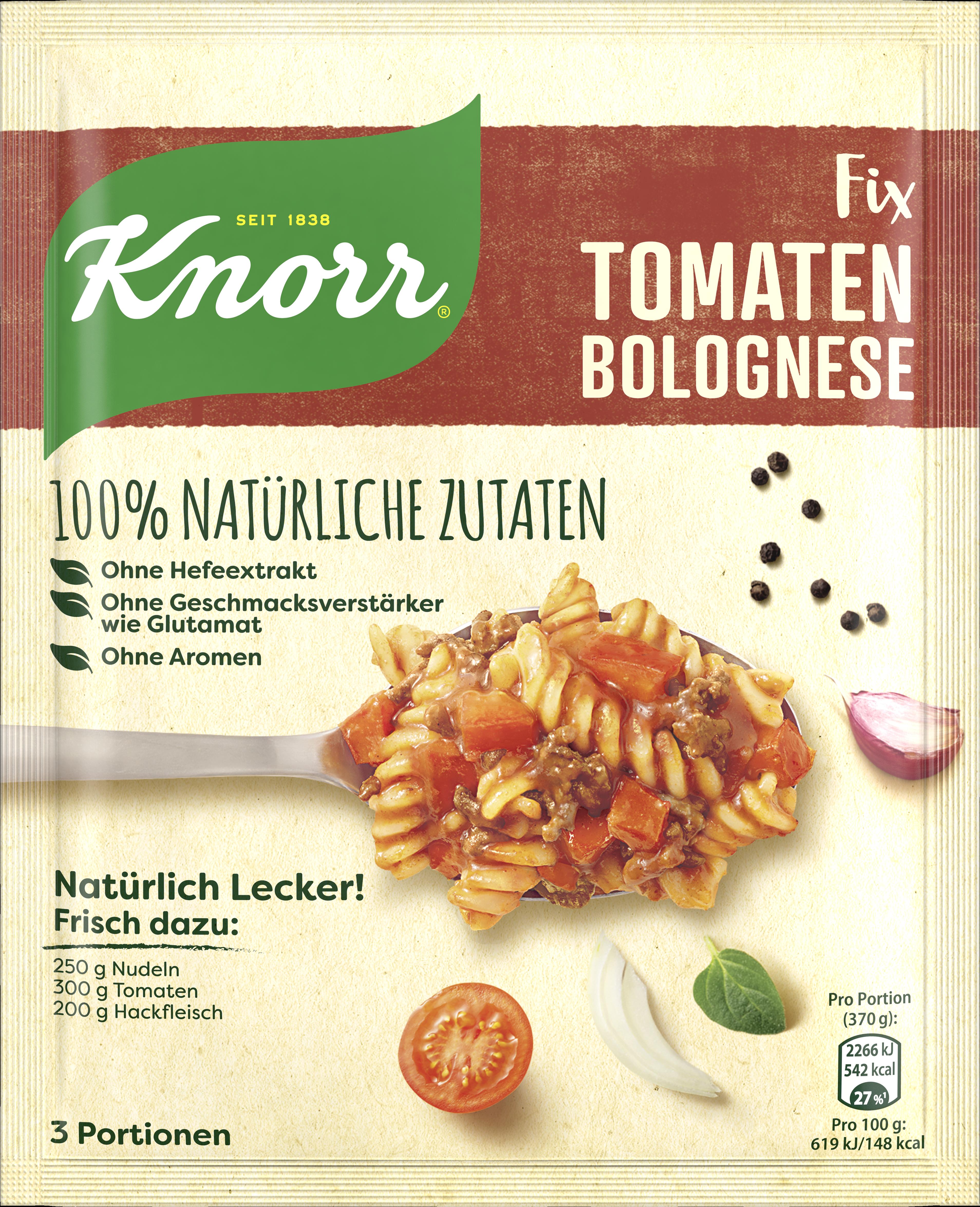 Knorr Nat Tom Bolognes 19x 44g BT