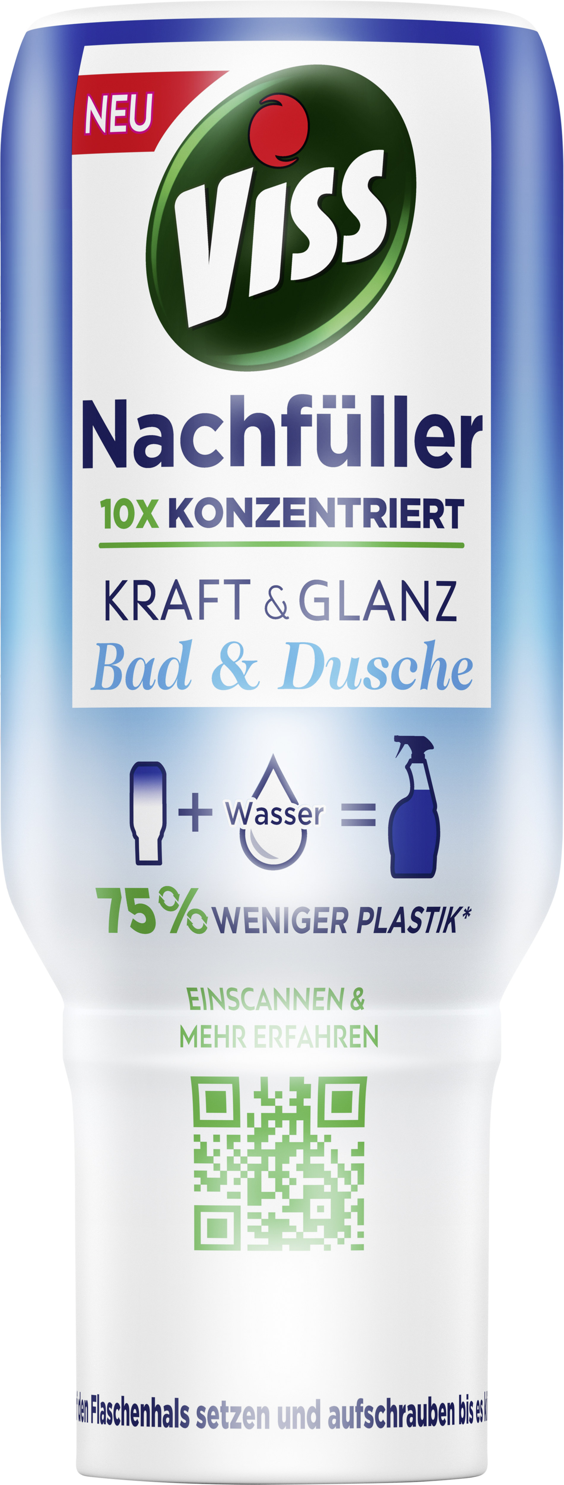 Viss Bad&Dusche EcoNFP 14x 70ml DO